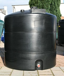 Jumbo Water Tank - 1340 litre / 295 gallons